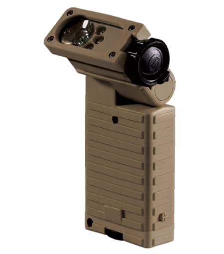 Streamlight 14032  Military Tactical Flashlight, Coyote - 55 Lumens